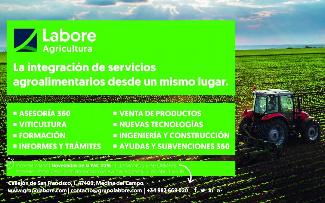 Labore Agricultura. Todo desde un mismo lugar