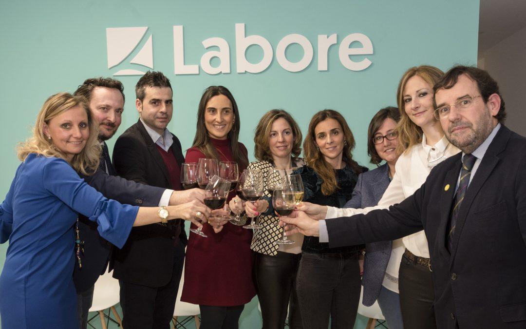 Éxito de Grupo Labore en las I Jornadas de Dinamización Empresarial