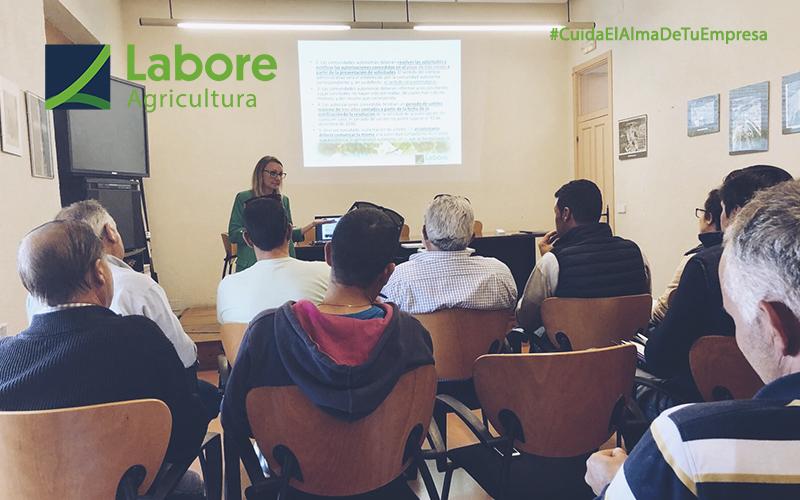 """Resumen de la jornada informativa """"Ayudas para la Plantación de Viñedo"""""""